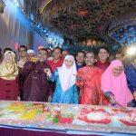 Majlis Jamuan Muhibbah disertai Masyarakat Pelbagai Bangsa.