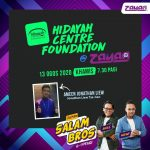 Hidayah Centre Foundation @ Zayan 🎙️