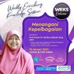 WEEKLY ENRICHING KNOWLEDGE SESSION (WEKS)
